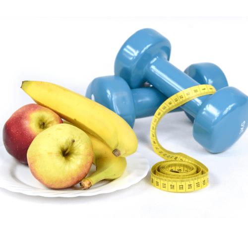 Zhubnu cvičením, nebo stravou?