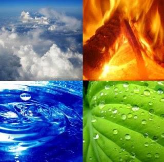 Čtyři elementy – seriál – úvod
