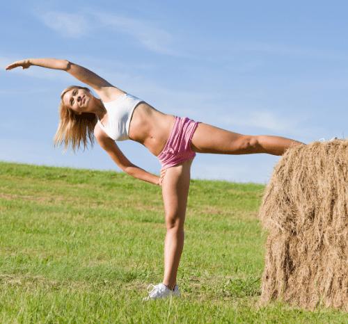 Proč začít cvičit zrovna v létě?